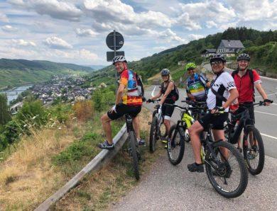 TCW-Fahrradtour 2021 startet morgen