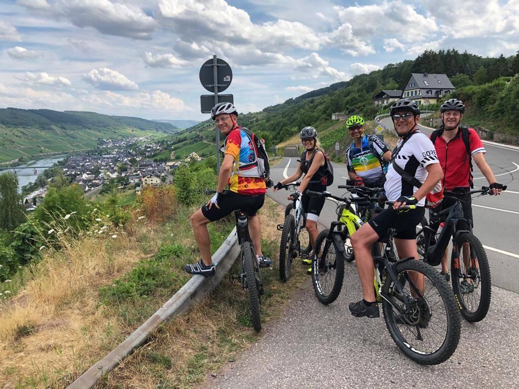 TCW-Fahrradtour 2021